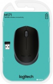 Мышь Logitech M171 Wireless USB Black (910-004424)